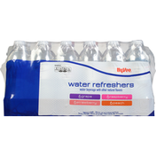 Hy-Vee Water Refreshers, Assorted