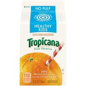 Tropicana Healthy Kids Original No Pulp Orange Juice