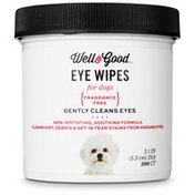 Wlgd Round Eye Wipes for Dogs