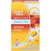 Great Value Sweet Tea Drink Mix