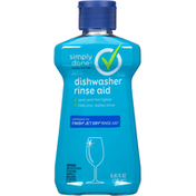 Simply Done Rinse Aid, Dishwasher