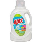 Ajax Concentrated Pure Green+KIND Pleasantly Unscented Laundry Detergent