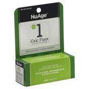 Nuage No. 1 Calc Fluor, Tablets
