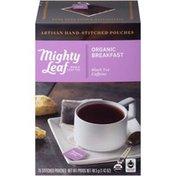 Mighty Leaf Organic Breakfast Black Tea