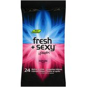 Fem Care Fresh + Sexy Before & After Intimate Wipes