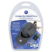 GE Mouse, Wireless Mini Optical
