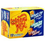 Meow Mix Cat Food, Pouch, Pleaser Pack