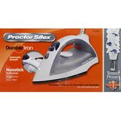 Proctor Silex Iron, Durable