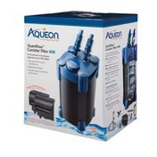Aqueon QuietFlow 400 GPH Canister Filter