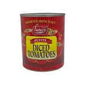 Lieber's Petite Diced Tomatoes