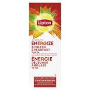 Lipton Tea/Beverages English Breakfast Tea