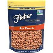 Fisher Chef's Naturals Raw Peanuts