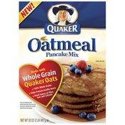 Quaker Oatmeal Pancake Mix