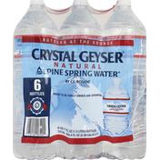 Crystal Geyser Alpine Spring Water Spring Water, Alpine