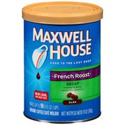 Maxwell House Decaf French Roast Ground Coffee