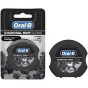 Oral-B Charcoal Infused Mint Dental Floss