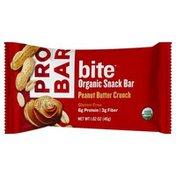 Probar Snack Bar, Organic, Peanut Butter Crunch