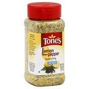 Tone's Seasoning Blend, Lemon Pepper, Bottle