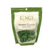 Gourmet Spearmint Leaves
