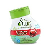 Stur Liquid Water Enhancer, Freshly Fruit Punch