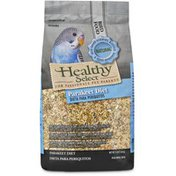 Healthy Select Hlst Parakeet Diet