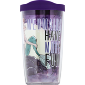 Tervis Tumbler, with Lid, DSLM Have More Fun, 16 Ounces