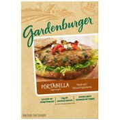 Gardenburger Portabella Veggie Burgers