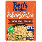 Ben's Original Whole Grain Brown