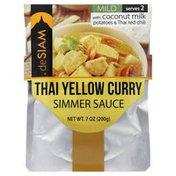 Desiam Simmer Sauce, Thai Yellow Curry, Mild