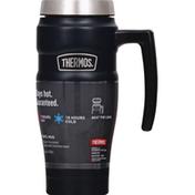 Thermos Travel Mug, 16 Ounce
