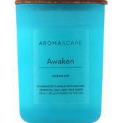 Aromascape Candle, Ocean Air, Awaken
