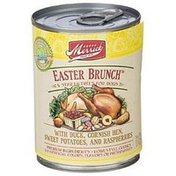 Merrick Easter Brunch With Duck, Cornish Hen, Sweet Potatoes, & Raspberries Dog Food