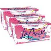 LaCroix Passionfruit Sparkling Water - 3/8pk/12 fl oz Cans