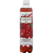 Cascade Ice Sparkling Water, Cranberry Pomegranate