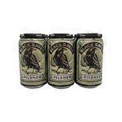 Black Raven Brewing Co. Pilsner Beer