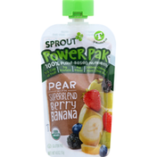 Sprout Pear with Superblend Berry Banana, Toddler (12 Months & Up)