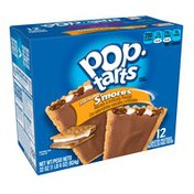 Kellogg's Pop-Tarts Toaster Pastries Frosted S'mores