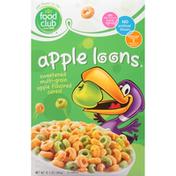 Food Club Apple Loons Sweetened Multi-Grain Cereal