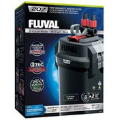 Fluval 207 20-45 US Gallon Performance Canister Filter