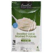 Essential Everyday Mashed Potatoes, Roasted Garlic