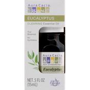 Aura Cacia Essential Oil, Clearing, Eucalyptus