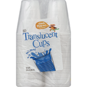 Check this Out Translucent Plastic Cups