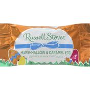 Russell Stover Marshmallow & Caramel Egg