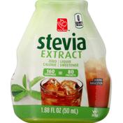 Harris Teeter Sweetener, Stevia Extract, Liquid