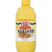 market basket Mustard, Pure Prepared