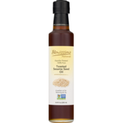 Benissimo Naturals Toasted Sesame Seed Oil