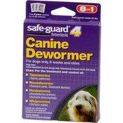 Safeguard 8 in 1 Safe-guard 4 Canine Dewormer
