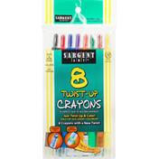 Sargent Art Crayons, Twist Up