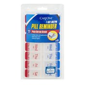 CareOne Pill Reminder, 7-Day AM/PM