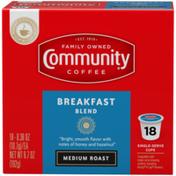 Community Coffee Breakfast Blend Medium Roast Coffee